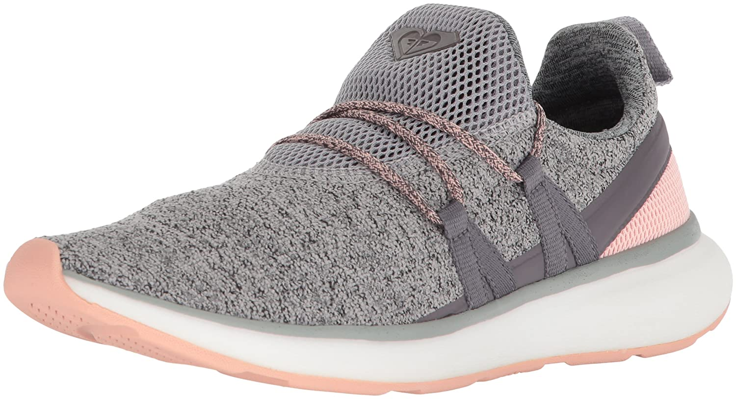 Roxy Women's Set Seeker Athletic Running Shoe B071KCQ8JN 7.5 B(M) US|Heather Grey