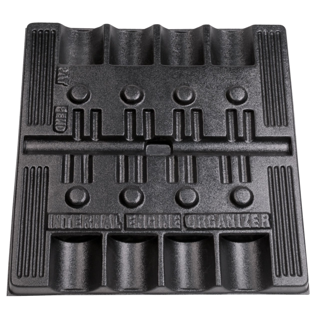 Goodson Organizer Tray for Chevy Small Block Parts | 24'' x 25'' x 1-1/2'' by Goodson