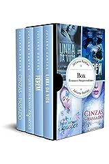 Box Romances Inesquecíveis: Cinzas do Passado, Linha da Vida, Segredos que ferem eBook Kindle