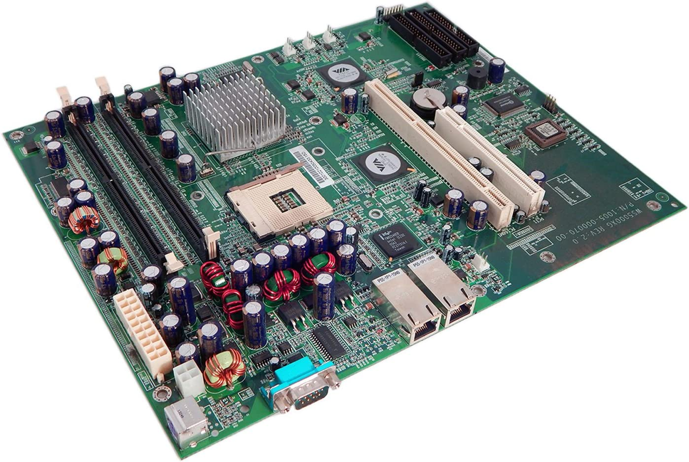 Symbol WS-5100-WW MPGA78b Motherboard 1005-000070-00 WS5000XG Rev 2.0