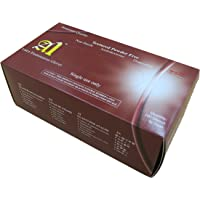A1 Latex Disposable Glove Powder Free M, 100 count