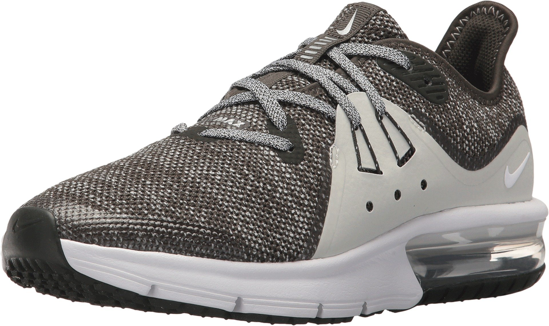 NIKE Air Max Sequent 3 (GS) Boys Grade School Running Shoes (6 M US Big Kid)