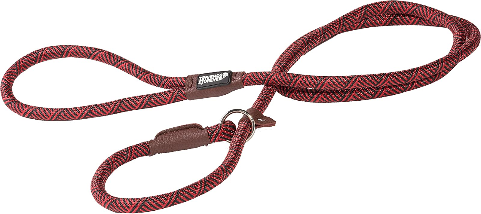 Friends Forever Extremely Durable Dog Rope Leash - 3