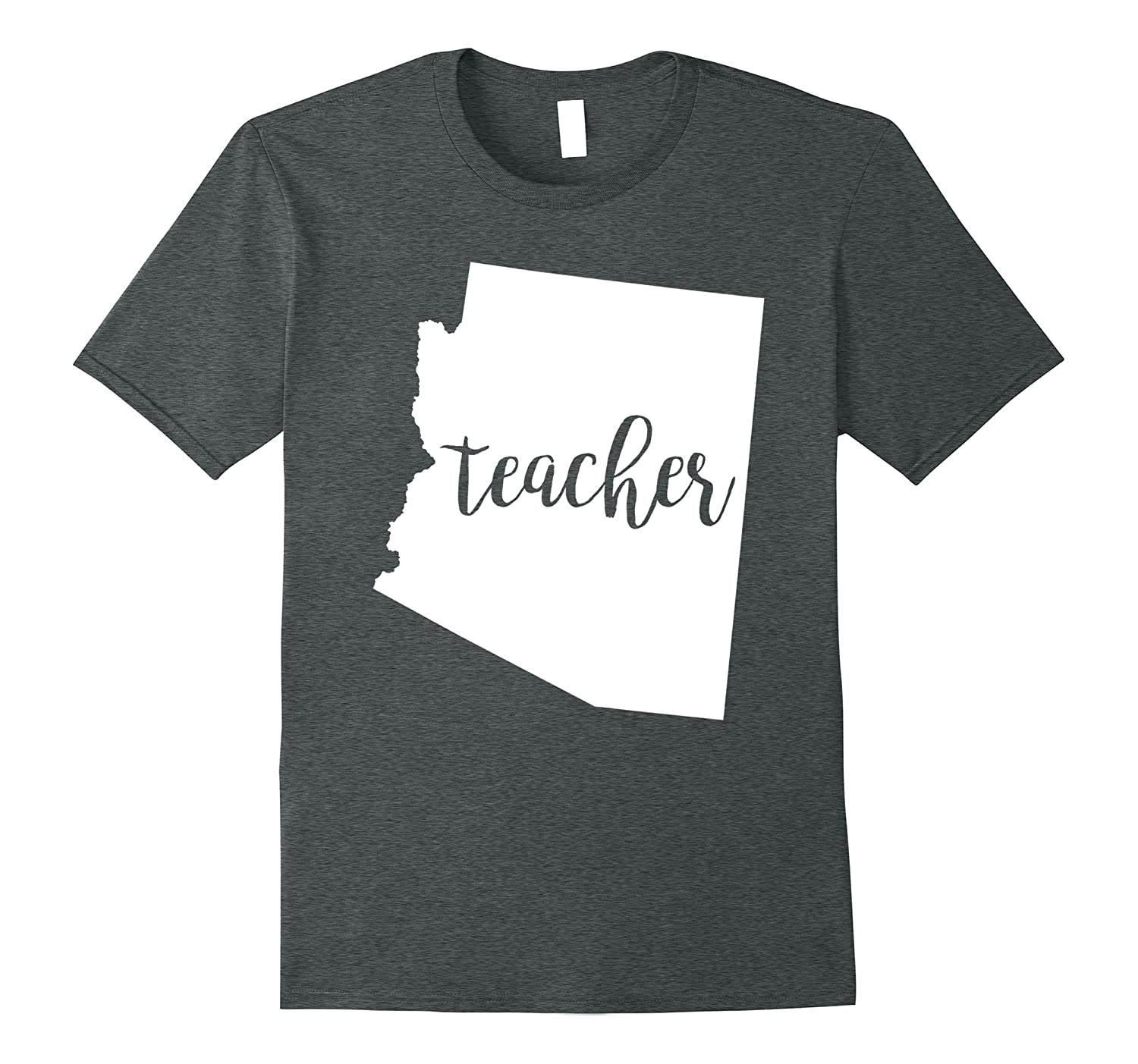 Arizona Teacher home state back to school tee shirts-Awarplus
