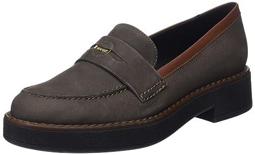 Mujer E Para Mocasines Geox Zapatos es Complementos Adrya Amazon D Y wqEwIgX