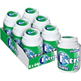 Extra Spearmint Chewing Gum Bottle, 6 x 64g