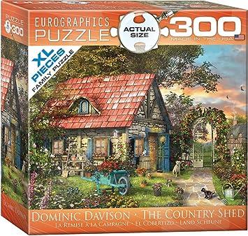 Eurographics 8300-0971 - Puzzle (300 Piezas): Amazon.es: Juguetes y juegos