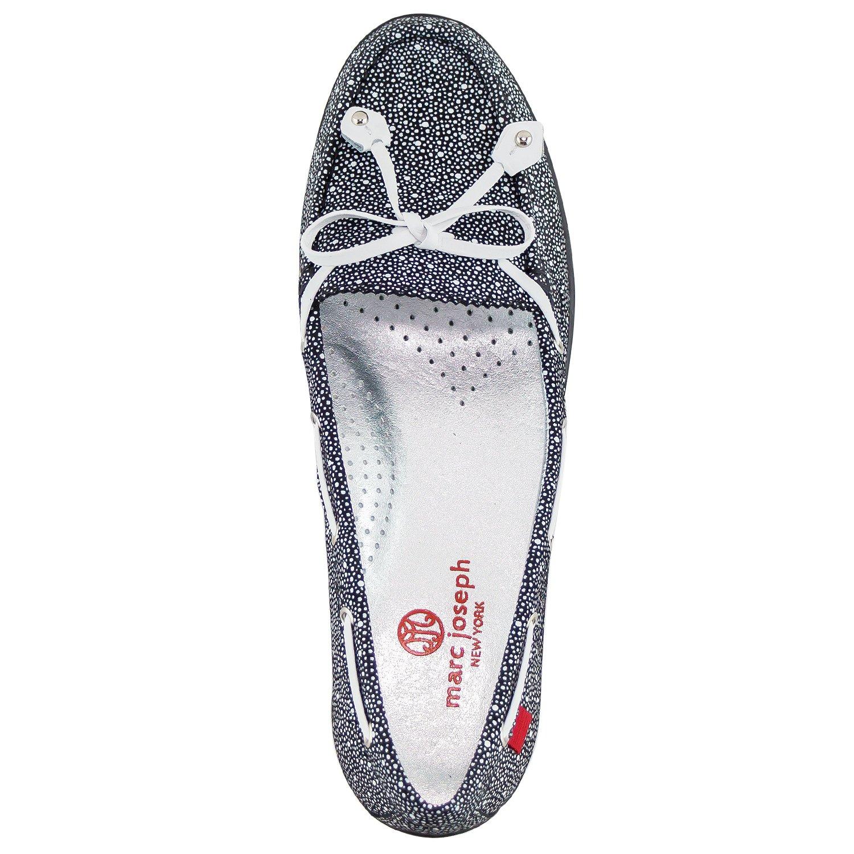 Marc Joseph New York Women's Lexington Golf Shoe B06XY4899R 11 M US|Cielo Black