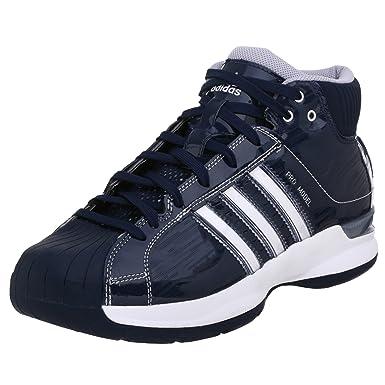 adidas uomini (modello 08 la squadra di basket di colore scarpa, marina / marina