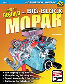 Big Block Mopar Performance - High Performance and Racing