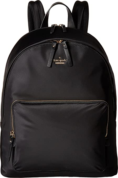 ever popular select for genuine discount collection Kate Spade New York Nylon Tech Backpack, Black, One Size