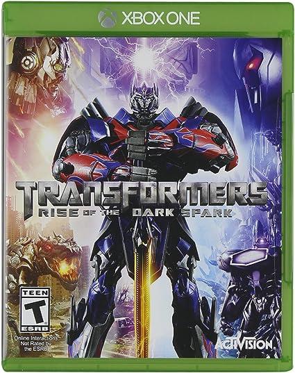 Activision Transformers - Juego (Xbox One, Aventura, Edge of ...