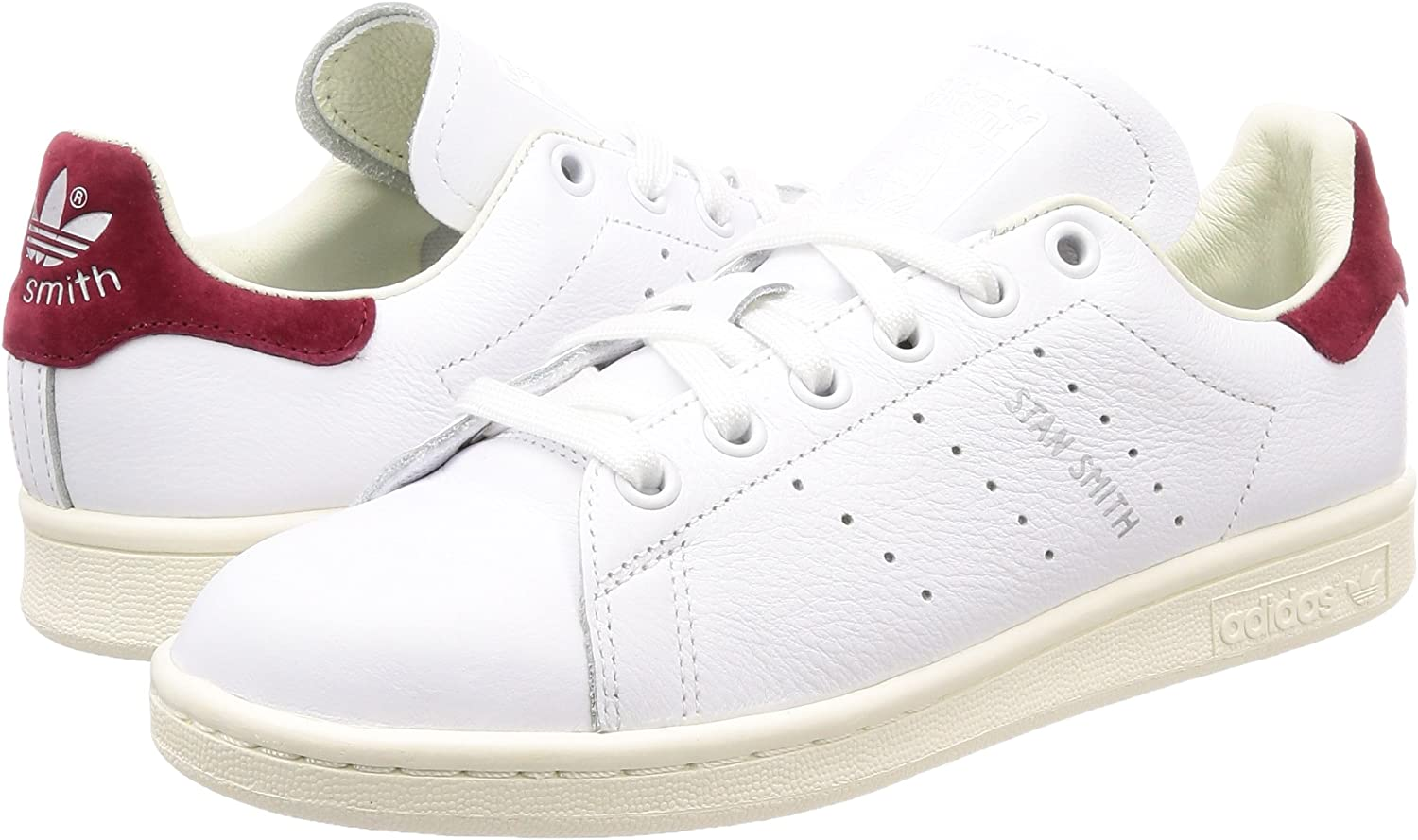 adidas Originals Stan Smith, Baskets Basses Femme
