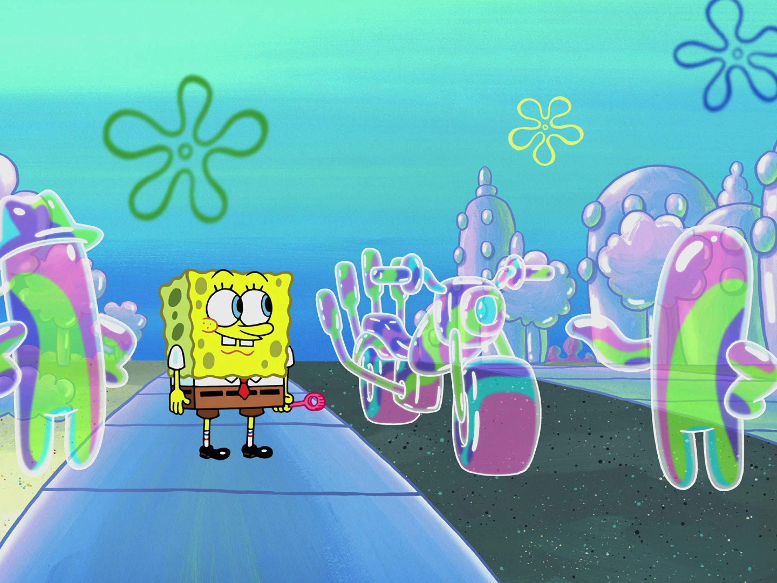 Amazon.de: SpongeBob Schwammkopf - Staffel 11, Teil 4 [dt