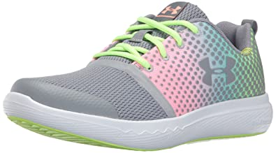 2 Colors Under Armour Boys/' Pre School Charged 24//7 Low Prism Shoes