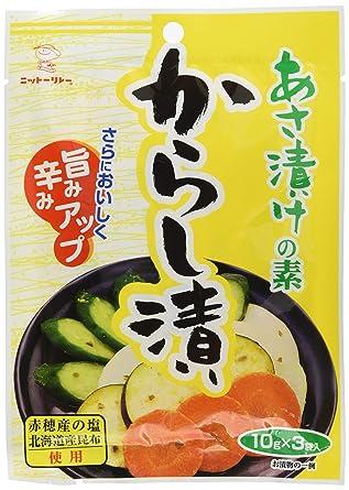Amazon   日東食品工業 あさ漬け...