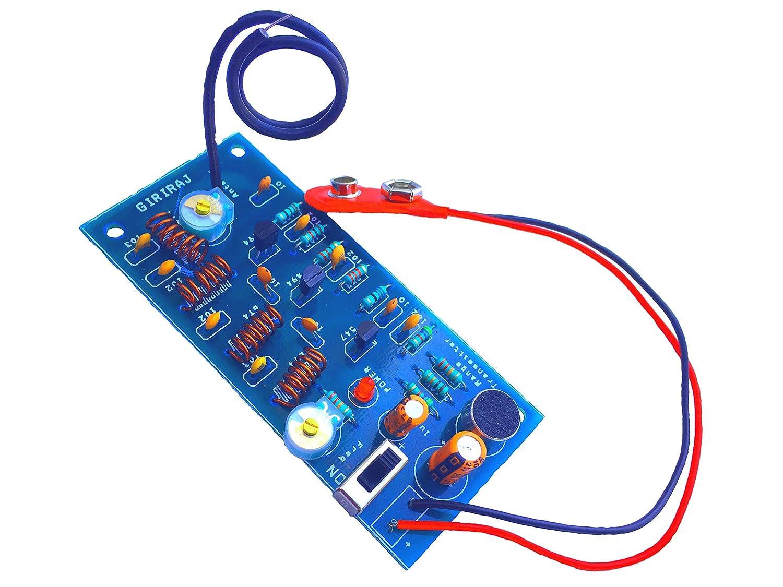 Sivy Diy Kit Fm Transmitter Electronics Hot Sell Pcbfm Receiver Circuit Board Buy
