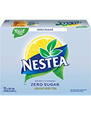 NESTEA Zero Sugar 341mL Cans, 12 Pack