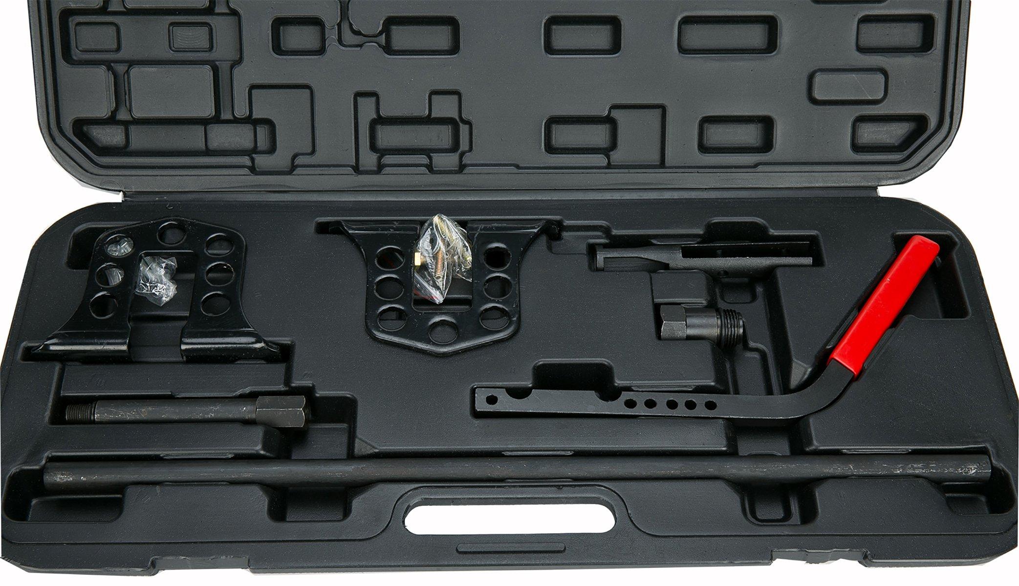 8milelake Valve Spring Remover Installer Car Engine Overhead Compressor Tool Kit OHV OHC by 8MILELAKE (Image #6)