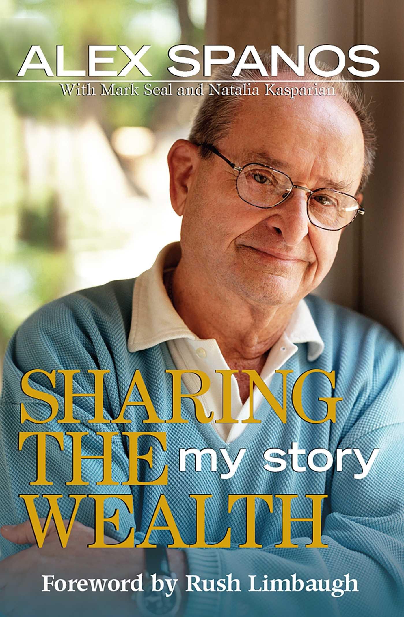 Read Online Sharing the Wealth : My Story pdf epub