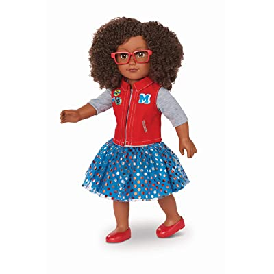 "My Life As 18"" Class President Doll - African American: Toys & Games"