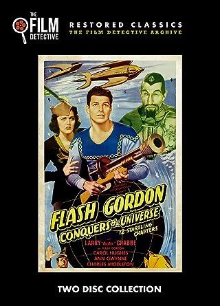 Flash Gordon Conquers The Universe: The Film Detective Restored Version