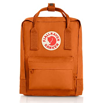461cadc8f62 Fjallraven Kids  Kånken Mini Backpack, Brick, 29 x 20 x 13 cm, 7 L ...