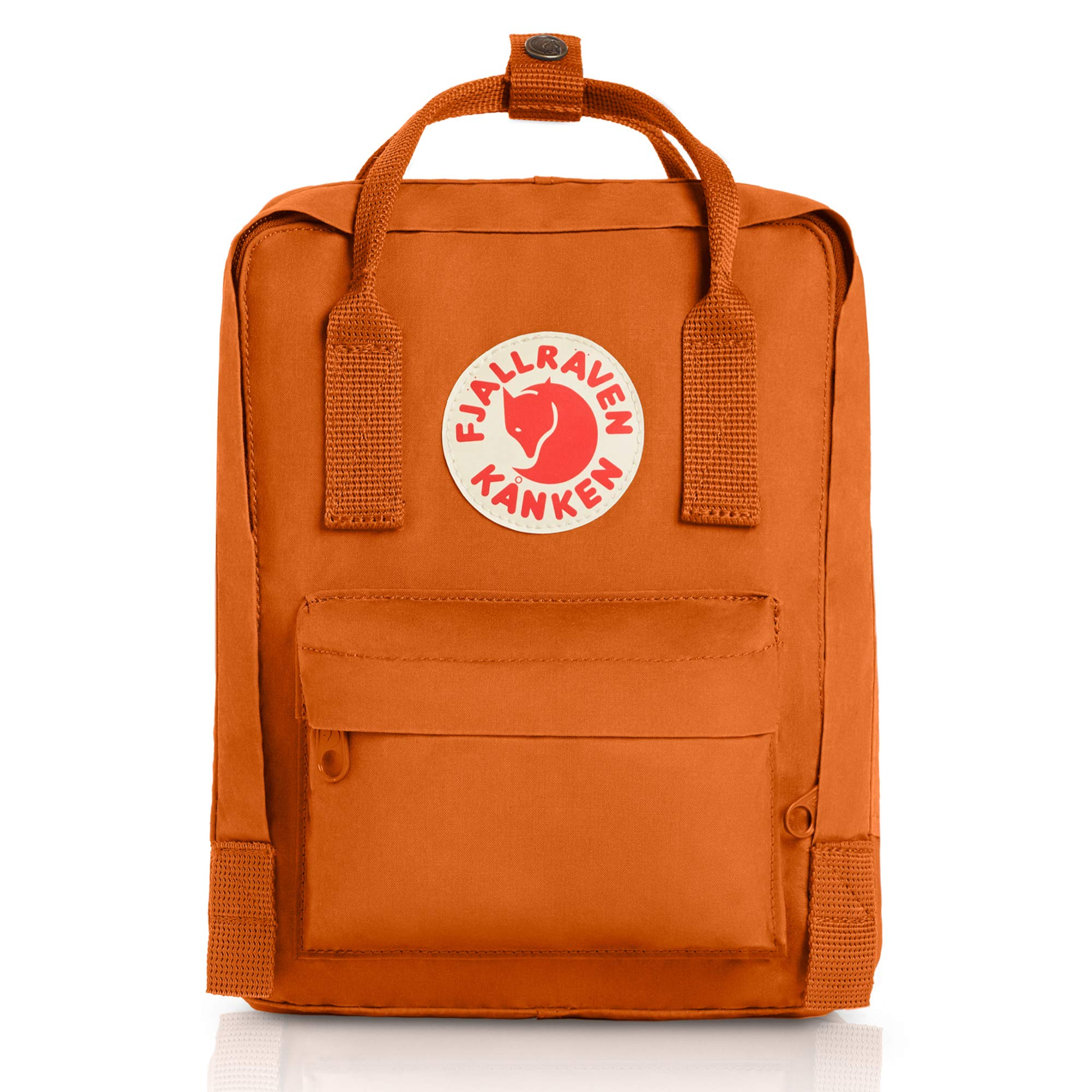 2df8dfcd24 Fjallraven Kanken Mini Backpack - Brick - 23561   Casual Daypacks ...