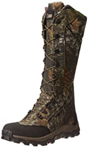 Rocky Men's Lynx Waterproof Snake Hunting Boot - Material