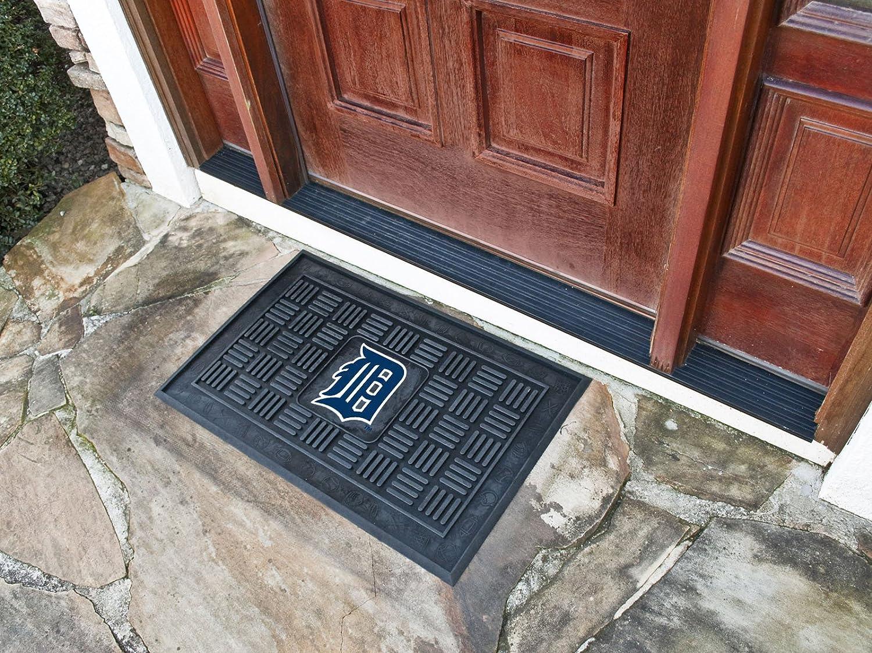 Amazon.com: FANMATS MLB Detroit Tigers Vinyl Door Mat: Automotive