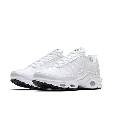 huge discount f69f0 ff87b ... hot nike air max plus premium tn triple white schuhe damen 38.5 eu  f677e 0a0a3