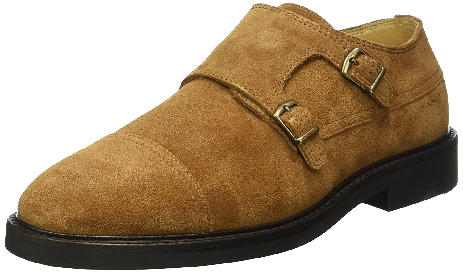 GANT Spencer, Mocasines para Hombre, Marrón (Cognac G45), 42 EU: Amazon.es: Zapatos y complementos