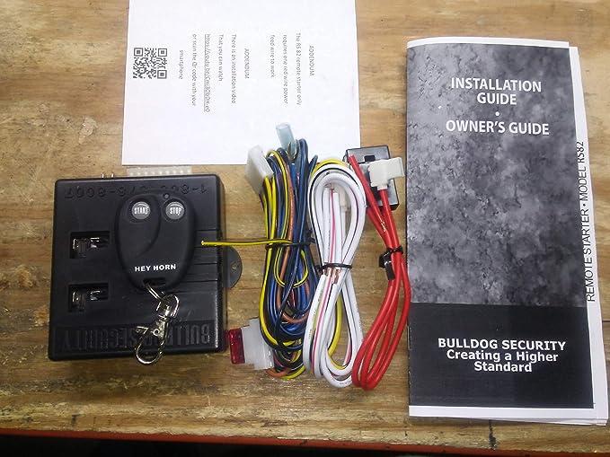 Bulldog Remote Start Wiring Diagram - wiring diagram on the net on