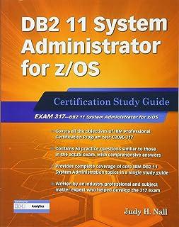 db2 11 for z os database administration certification study guide rh amazon com  db2 z os v9 sql reference manual