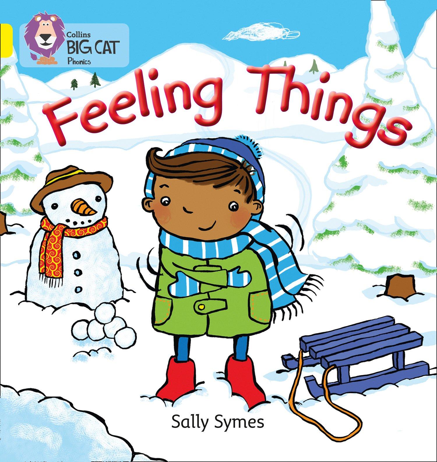 Download Feeling Things (Collins Big Cat Phonics) PDF