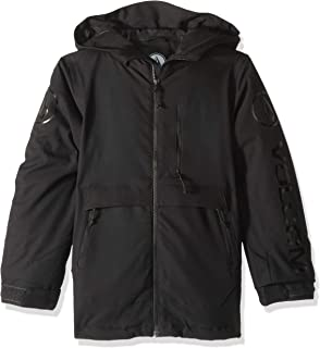 1dc3b0a4f Amazon.com: Volcom Boys' Big Ripley Insulated Relaxed Fit Snow ...