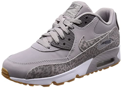 pretty nice 55c21 914d3 Nike Unisex Kids  Air Max 90 LTR (Gs) Low-Top Sneakers