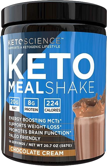 keto diet cocoa shakes