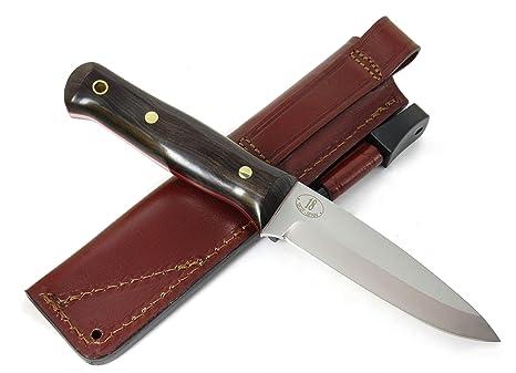 jeo-tec Nº18 - Cuchillo Supervivencia Caza Monte bushcraft ...