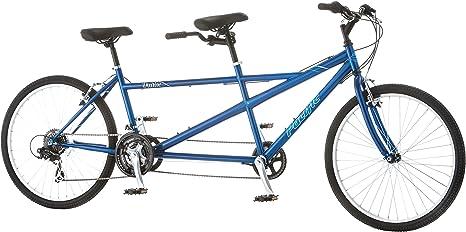 Pacific Dualie Tandem - Bicicleta con Ruedas de 26 Pulgadas, Color ...