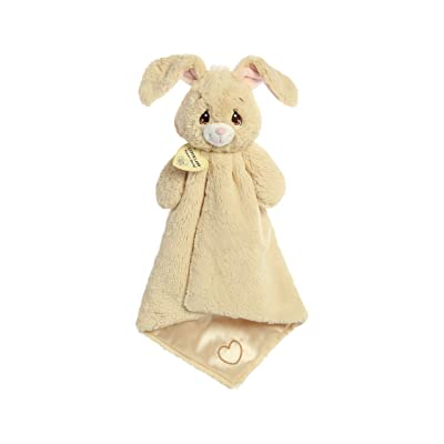 Aurora World Precious Moments Floppy Bunny Luvster Blanket: Toys & Games