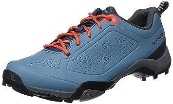 Shimano SHMT3OG360SB00, Zapatillas de Ciclismo de Carretera para Hombre, Azul (Blue),