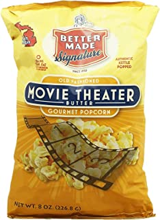product image for Better Made old fashioned movie theater butter popcorn, 8-oz. bag