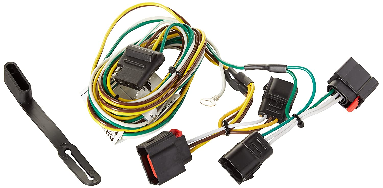 Amazon.com: Curt Manufacturing CURT 56009 Custom Wiring Harness ...