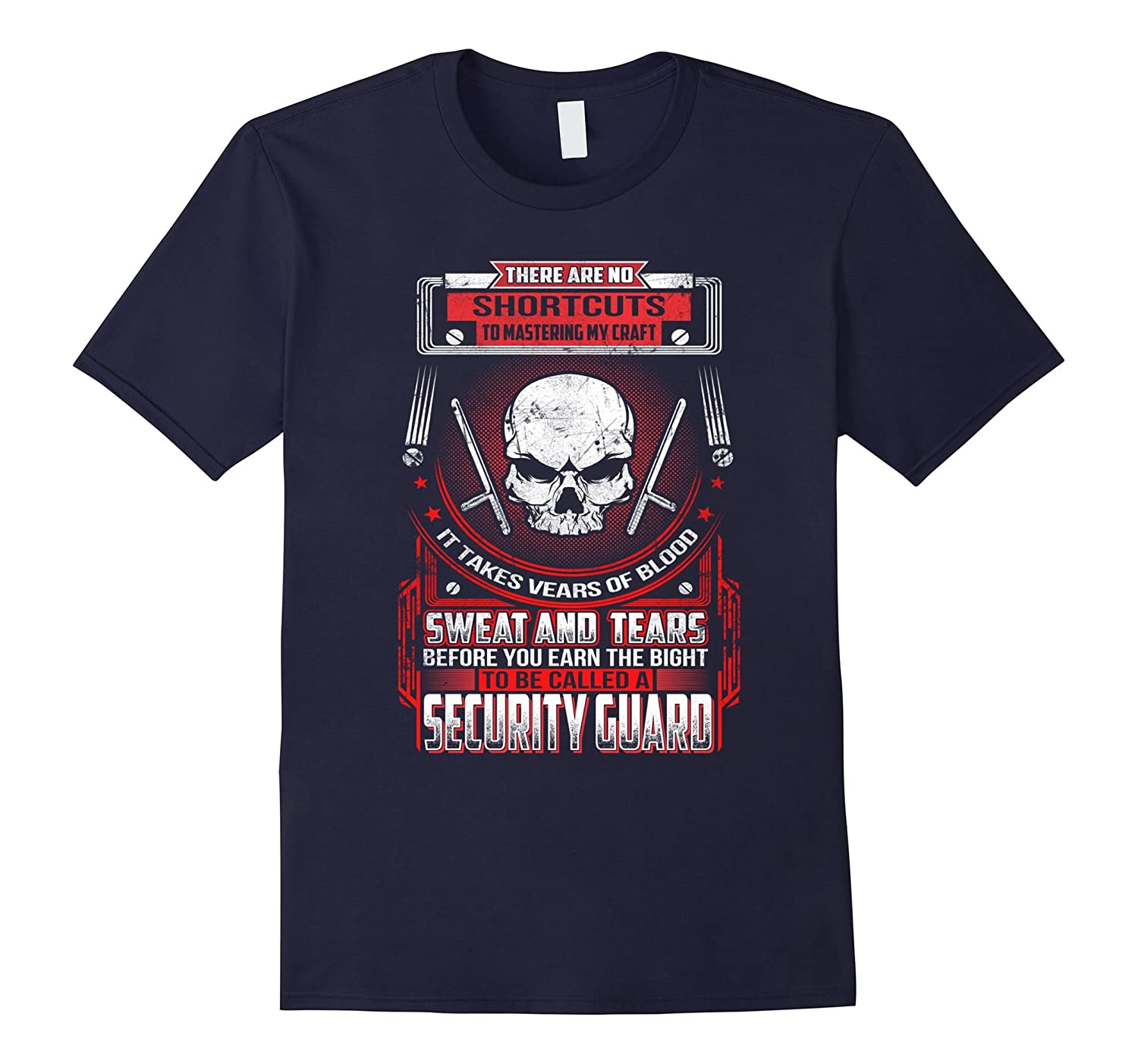 To Be Called A Security Guard - Shirt-TD