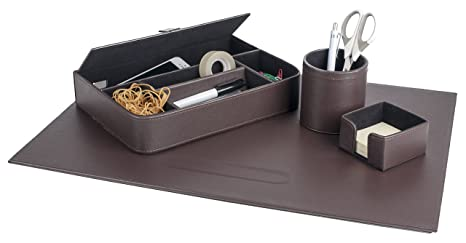 Pavo set di eleganti accessori da scrivania in