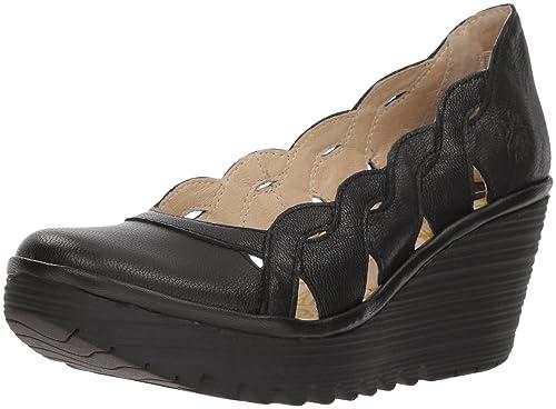 Fly London Yown amazon-shoes neri Toma De Descuento Comprar Descuentos Económicos De Suministro De Salida Dtybp