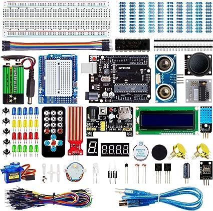 Exclusivo Para Hobby componentes-el Arduino Sketch Pad Kit!