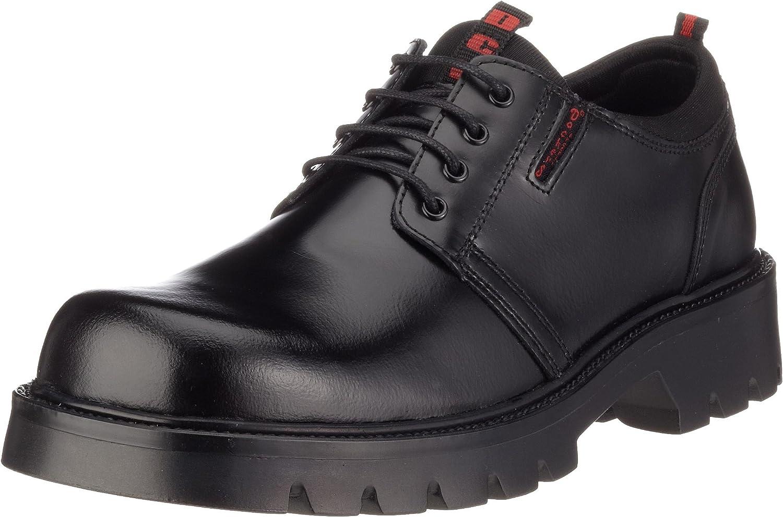 Dockers 115701-005001, Zapatos de Cordones Derby para Hombre