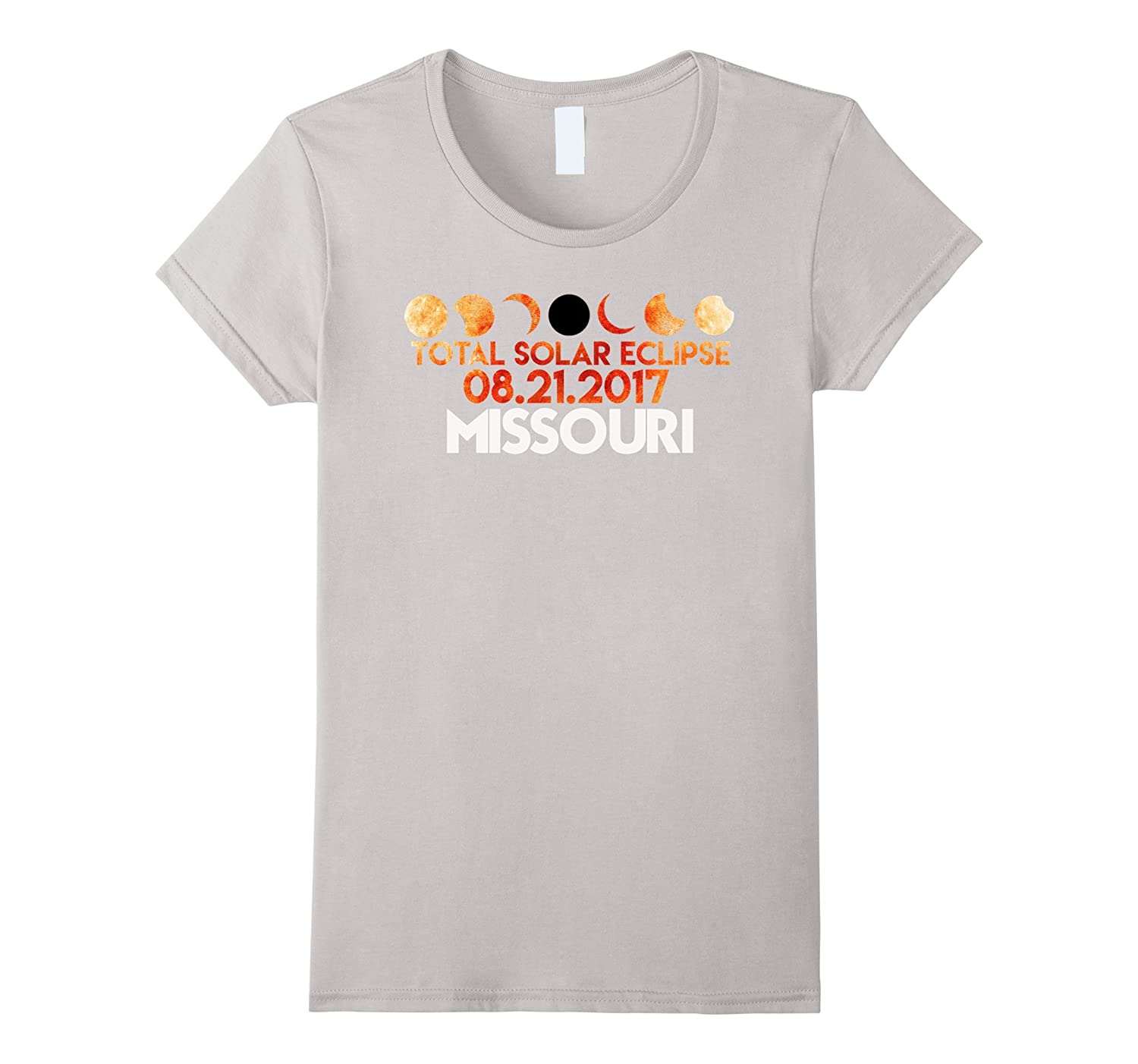 Total Solar Eclipse August 2017 Missouri Shirt-Loveshirt